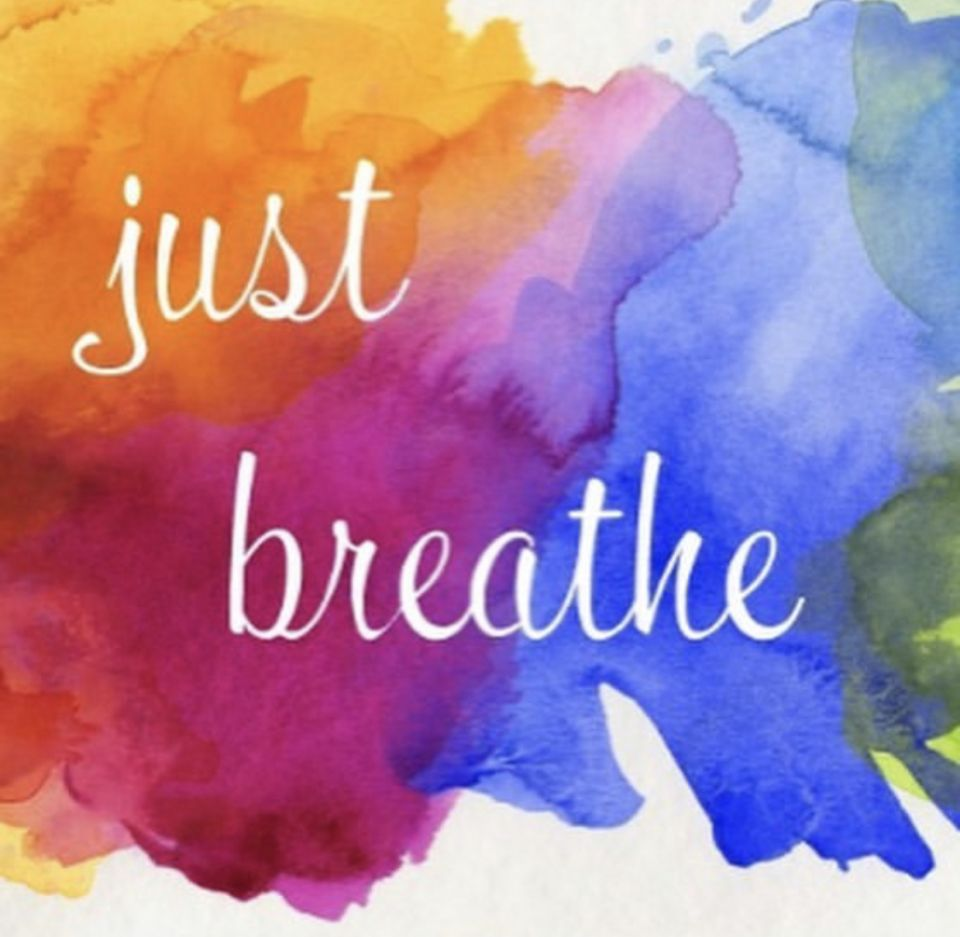 Breathe, slow down, focus, repeat ?  #mindfulness #presence #awareness #resilience #stressrelief #breathe